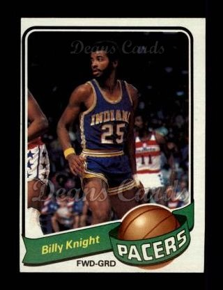 1979 Topps #51  Billy Knight