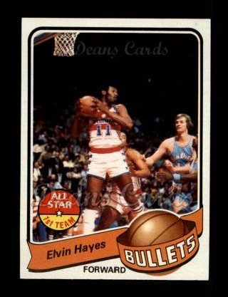 1979 Topps #90  Elvin Hayes