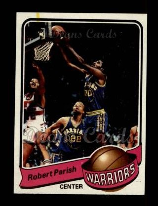1979 Topps #93  Robert Parish