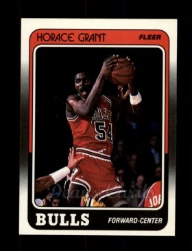 1988 #16  Horace Grant