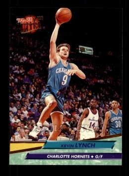 1992 Fleer Ultra #233  Kevin Lynch