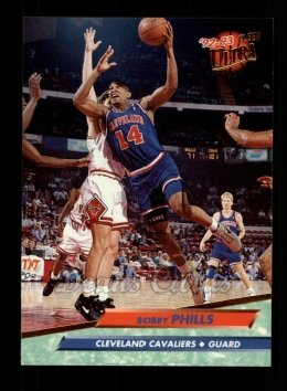 1992 Fleer Ultra #242  Bobby Phills