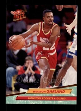 1992 Fleer Ultra #269  Winston Garland