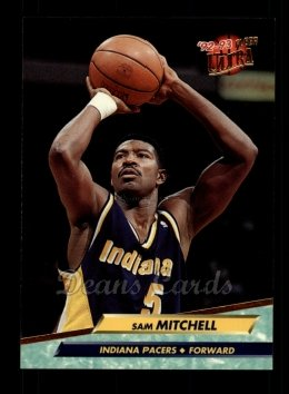 1992 Fleer Ultra #275  Sam Mitchell