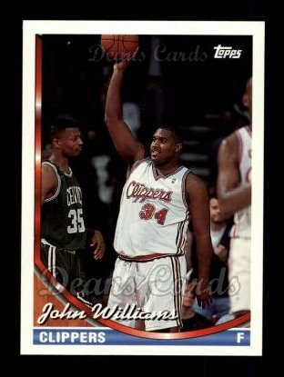 1993 Topps #127  John Williams