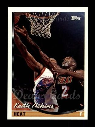 1993 Topps #194  Keith Askins