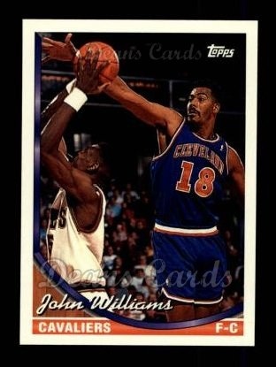 1993 Topps #248  John Williams