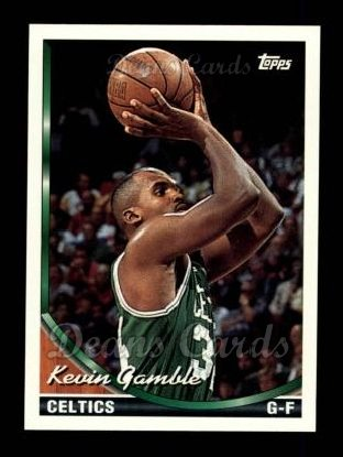 1993 Topps #58  Kevin Gamble