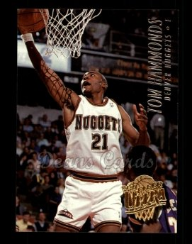 1994 Fleer Ultra #233  Tom Hammonds