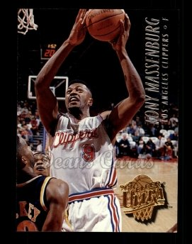 1994 Fleer Ultra #263  Tony Massenburg