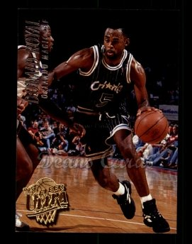 1994 Fleer Ultra #305  Donald Royal