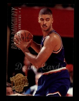 1994 Fleer Ultra #33  Brad Daugherty