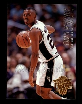 1994 Fleer Ultra #334  Chris Whitney
