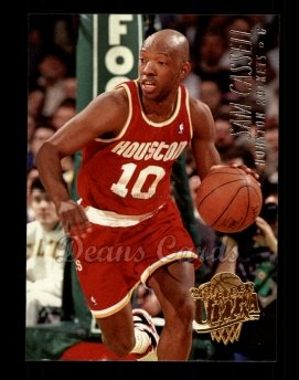 1994 Fleer Ultra #65  Sam Cassell