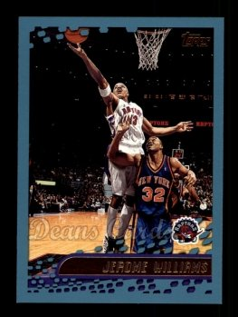 2001 Topps #86  Jerome Williams