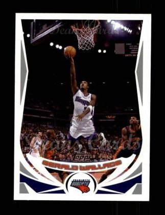 2004 Topps #156  Gerald Wallace