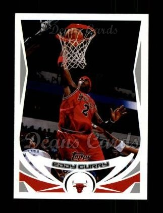 2004 Topps #2  Eddy Curry