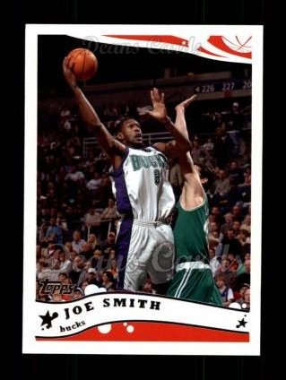 2005 Topps #81  Joe Smith