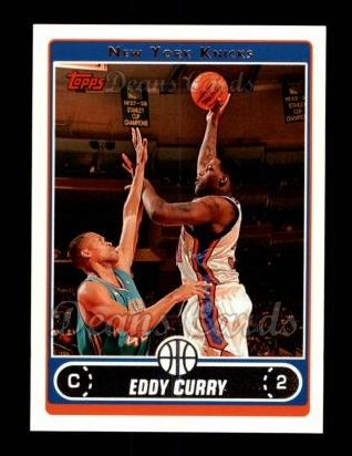 2006 Topps #22  Eddy Curry