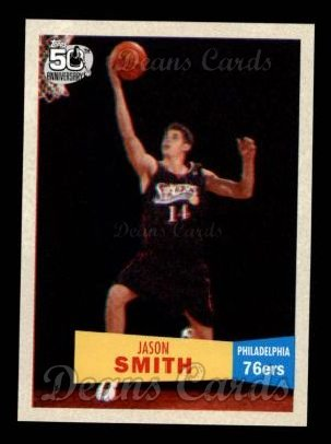 2007 Topps 1957-58 Variation #130  Jason Smith