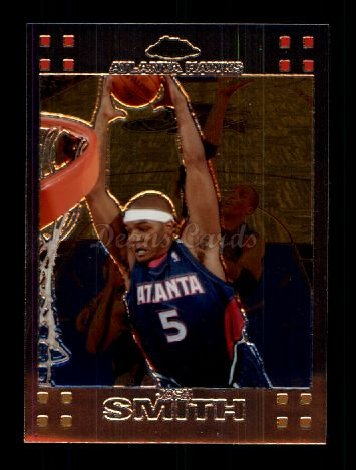 2007 Topps Chrome #80  Josh Smith