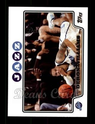 2008 Topps #140  Deron Williams
