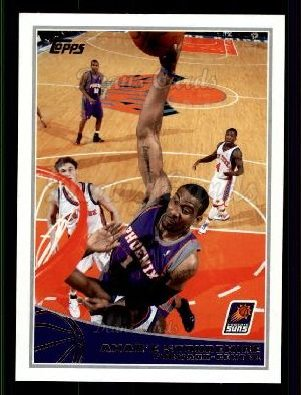 2009 Topps #237  Amare Stoudemire
