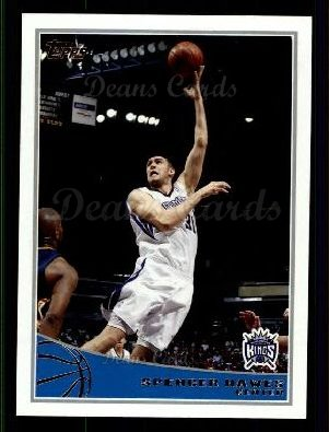2009 Topps #266  Spencer Hawes