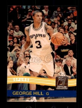 2010 Donruss #107  George Hill