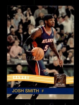 2010 Donruss #152  Josh Smith