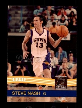 2010 Donruss #212  Steve Nash