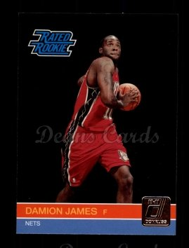 2010 Donruss #251  Damion James