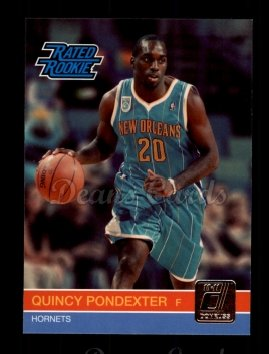 2010 Donruss #253  Quincy Pondexter