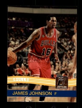 2010 Donruss #43  James Johnson