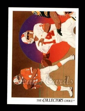 1991 Upper Deck #77   -  Vinny Testaverde Tampa Bay Buccaneers Team