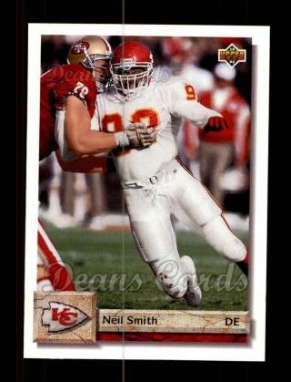 1992 Upper Deck #103  Neil Smith