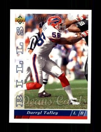 1993 Upper Deck #323  Darryl Talley
