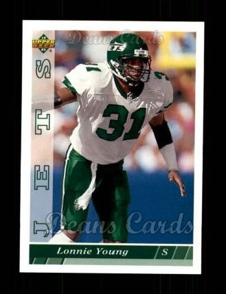 1993 Upper Deck #407  Lonnie Young