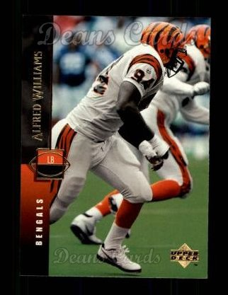 1994 Upper Deck #155  Alfred Williams
