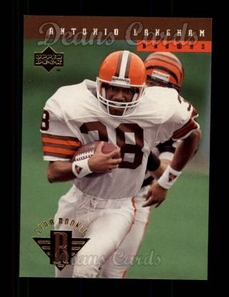1994 Upper Deck #2  Antonio Langham