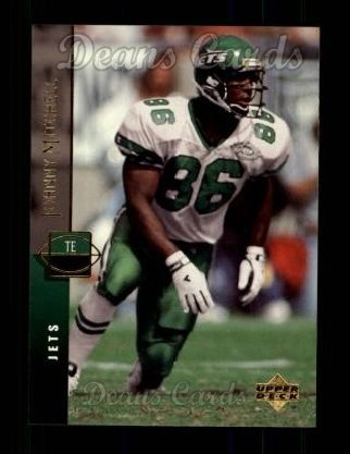 1994 Upper Deck #201  Johnny Mitchell