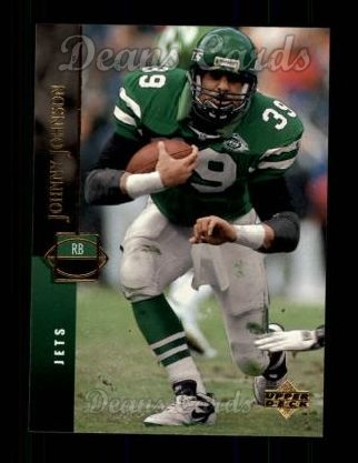 1994 Upper Deck #231  Johnny Johnson