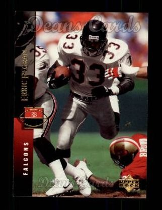 1994 Upper Deck #242  Erric Pegram