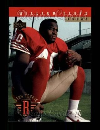 1994 Upper Deck #26  William Floyd