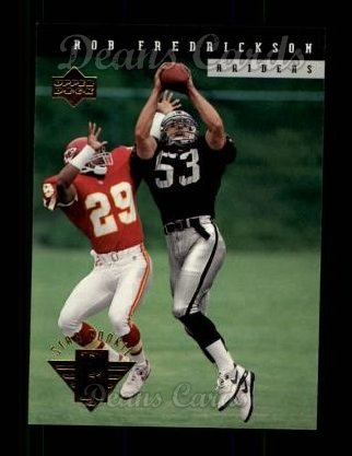 1994 Upper Deck #30  Rob Fredrickson