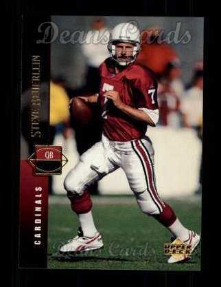 1994 Upper Deck #301  Steve Beuerlein