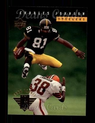 1994 Upper Deck #4  Charles Johnson