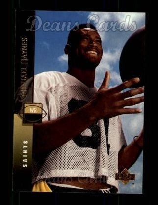 1994 Upper Deck #45  Michael Haynes