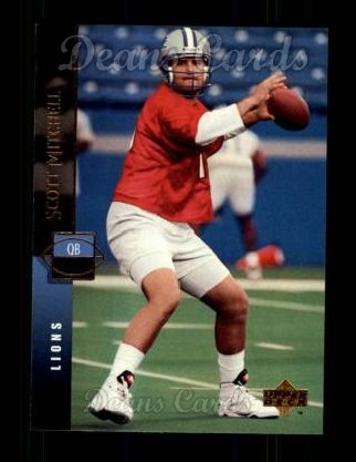 1994 Upper Deck #53  Scott Mitchell