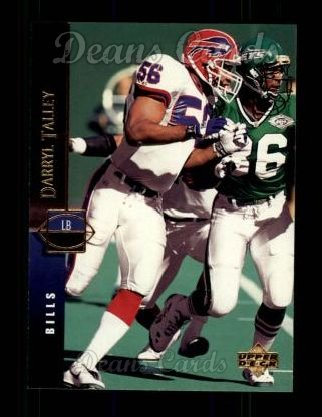 1994 Upper Deck #63  Darryl Talley